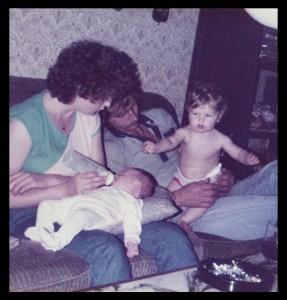 familiebillede-Jeg eksisterer ikke i billeder