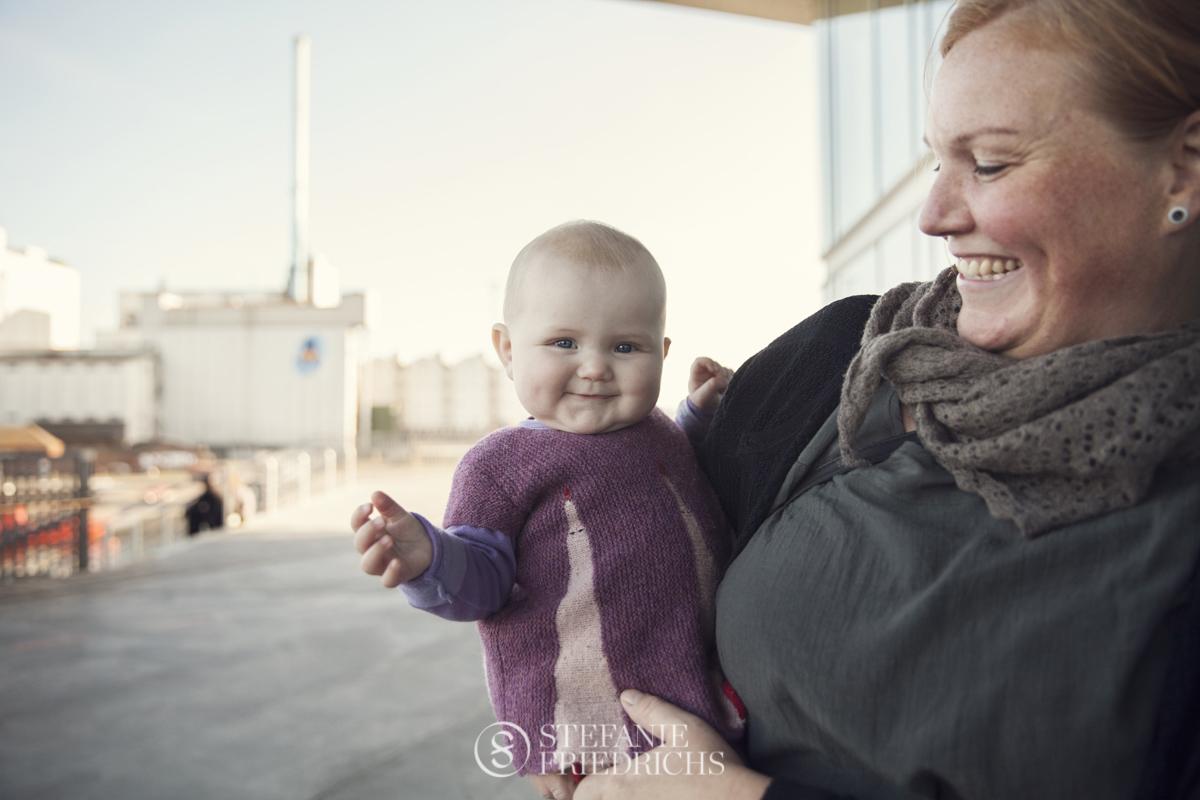 familiefotograf Aarhus DOKK1