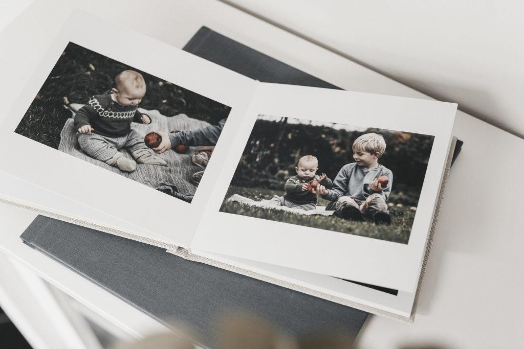 printe dine billeder fotobog