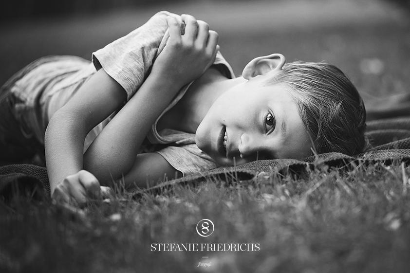 fotograf uopstillet børn