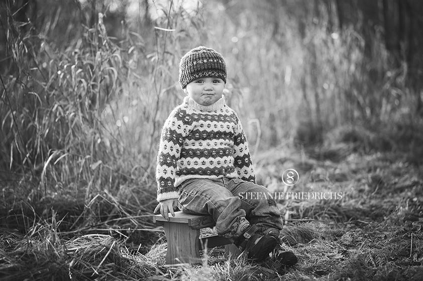 Skov børn fotograf Aarhus