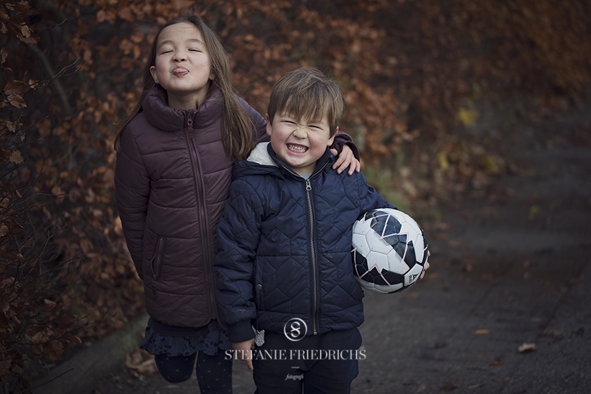fotograf børn Aarhus Skæring