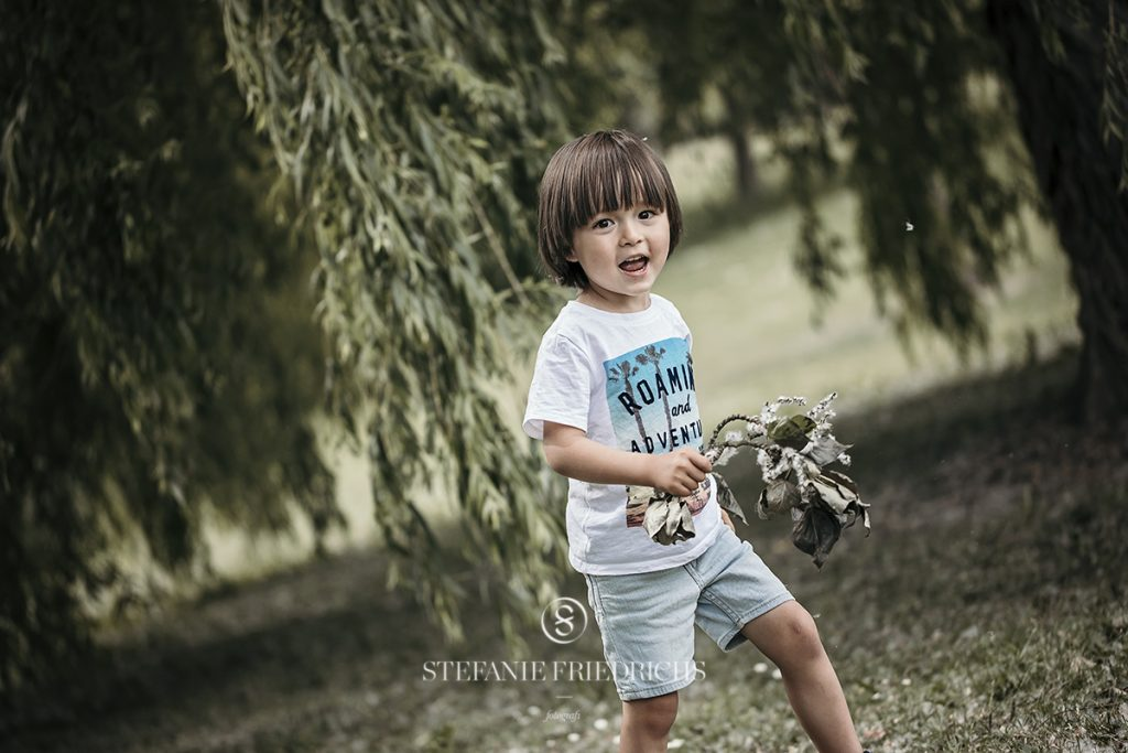 børnefotografering aarhus århus udendørs