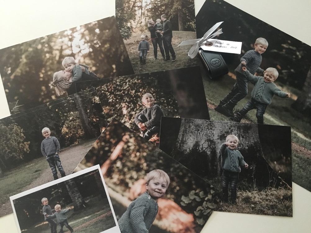 Forstbotanisk Have Aarhus fotograferign børn familie