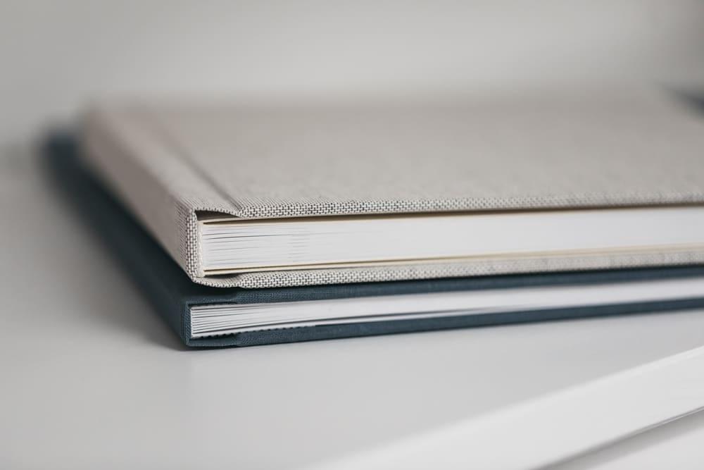 tekstilomslag tekstilcover fotobog
