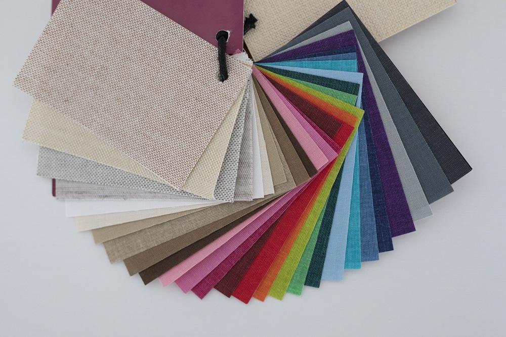 tekstilcover farver
