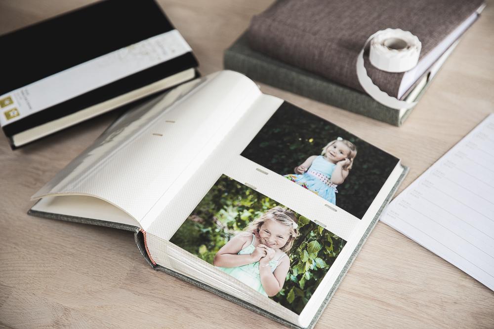 Fotoalbum med lommer 10x15