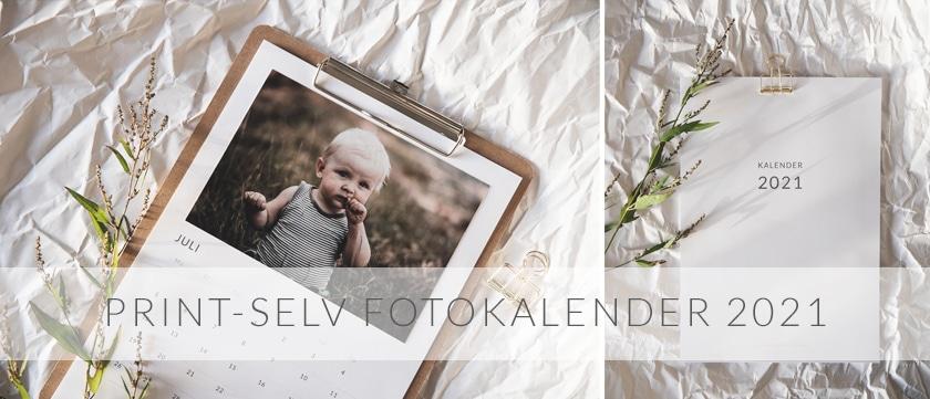 print-selv fotokalender